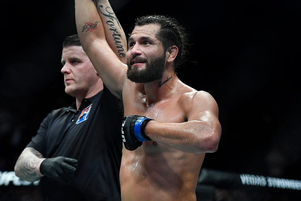 UFC Fight Night 147 Results - Jorge Masvidal Floors Darren Till With a Vicious KO in Round 2 -
