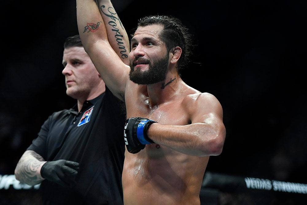Watch: Jorge Masvidal explains why he attacked Leon Edwards after UFC London - Jorge Masvidal
