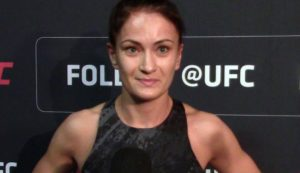 Karolina Kowalkiewicz very happy with UFC's 'Polish Princess' nickname: I'm Polish and every girl wants to be a princess! - Kowalkiewicz