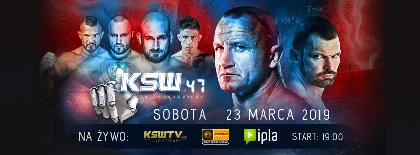 KSW 47: The X-Warriors this Saturday!! -