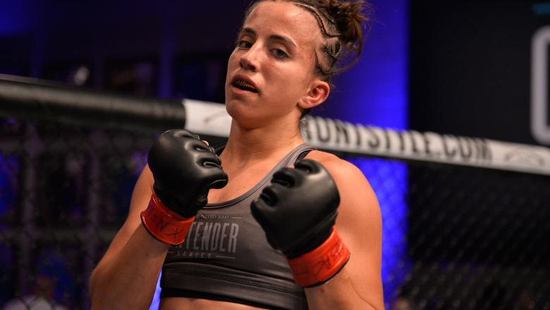 Maycee barber brushes off Ronda Rousey comparisons: I'll come back differently after a loss than she did! - Maycee Barber