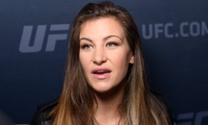 Miesha Tate criticises Conor McGregor on his recent public outburst in Florida that led to his arrest - Tate