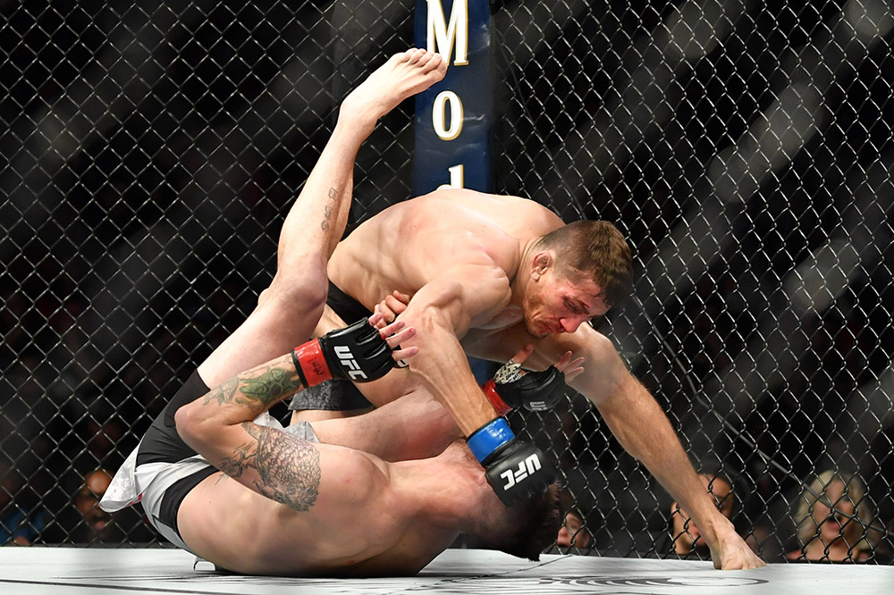 UFC Fight Night 146 Results - Niko Price Shuts Down Tim Means With a Wild KO in Round 1 -