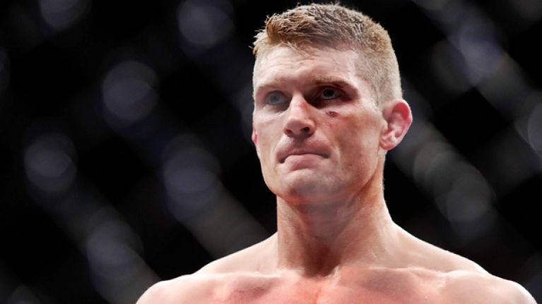 Wonderboy dons his analyst hat; previews Kamaru Usman vs Colby Covington and RDA vs Kevin Lee - Thompson