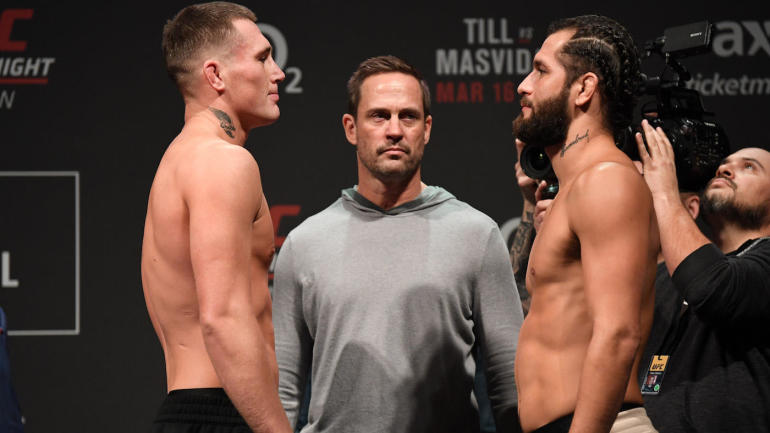 UFC Fight Night 147 Till vs. Masvidal: Play by Play Updates & LIVE Results -