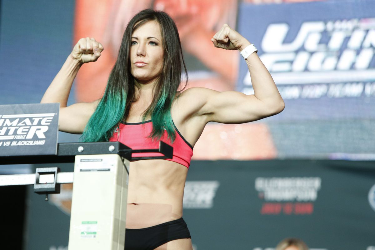Former UFC fighter Angela Magana makes a quick statement after coma recovery -