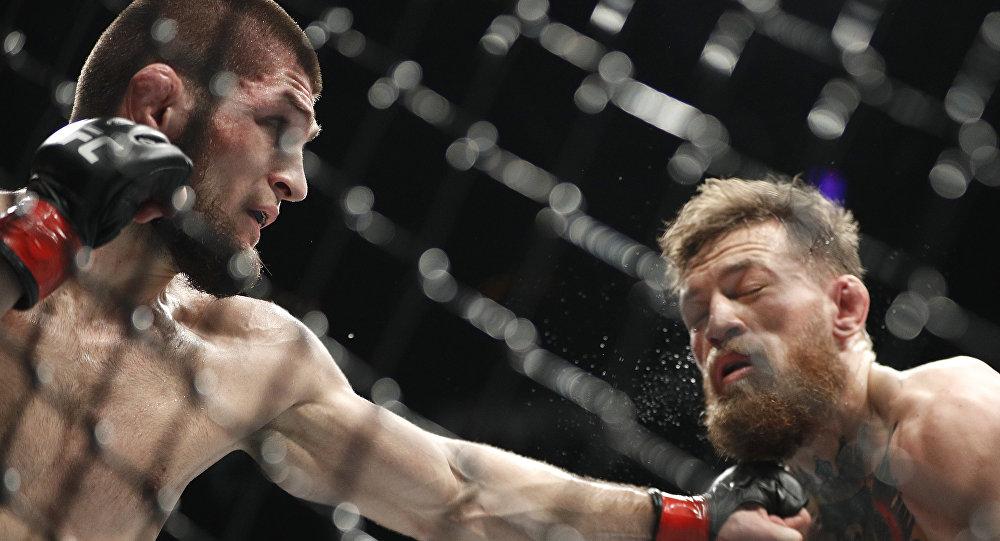 Khabib Nurmagomedov calls Conor McGregor a 'rapist' in their latest below the belt tweet exchange -