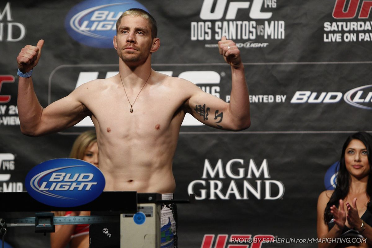 Duane 'Bang' Ludwig defends his 'ninja' TJ Dillashaw after failed USADA test -