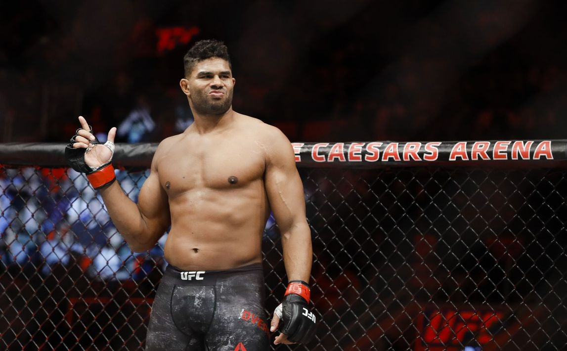 UFC Fight Night 149 Results - Alistair Overeem Stops Alexey Oleynik in the First Round -