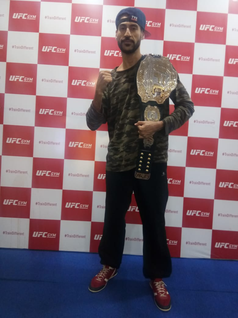 'Delhi Don' reveals SFL contract preventing UFC and ONE Championship offers -