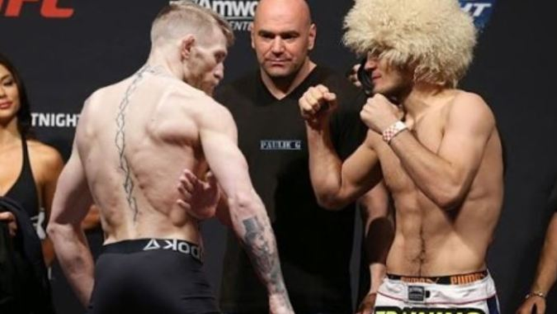 Dana White gives his thoughts on Conor-Khabib social media feud: It's unacceptable -
