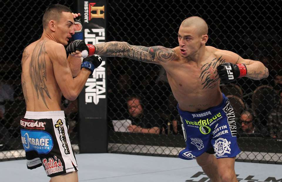 Watch: Dustin Poirier reveals what Max Holloway asked him in the locker room after their first fight - Dustin