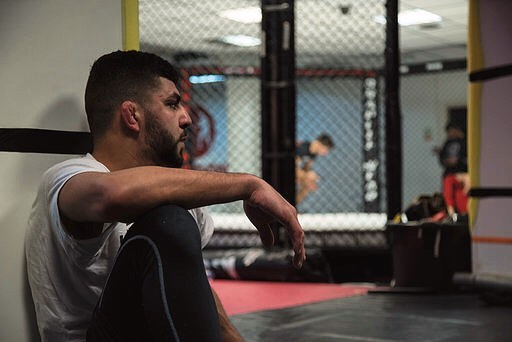 From street fights to the spotlight: the story of Brave 23's Amir Albazi -