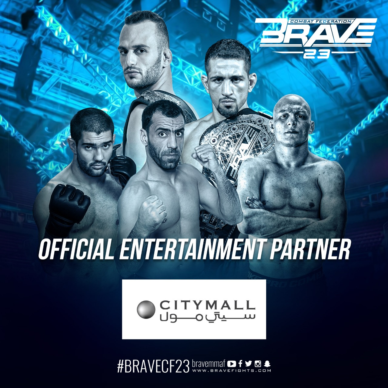 Amman's City Mall to host pre-Brave 23 pivotal events -