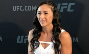 Carla Esparza feels she's a 'couple of fights away' from re-entering the title picture - Carla