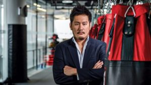 Joe Rogan praises ONE Championship and Chatri Sityodtong showers the praise right back - Chatri