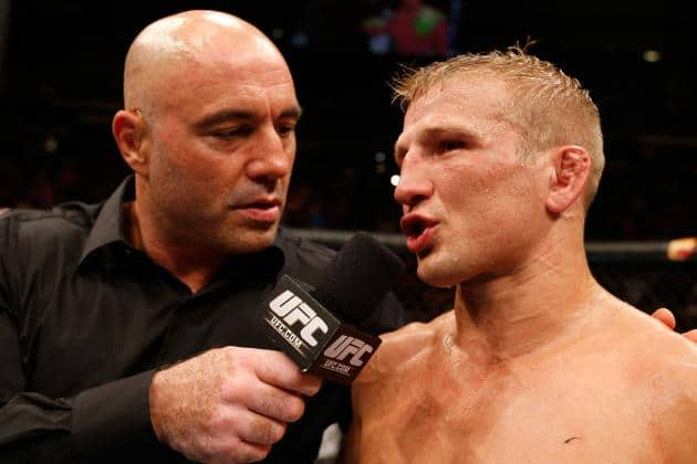 Joe Rogan on TJ Dillashaw: I'm a fan of his but the EPO taints his legacy -