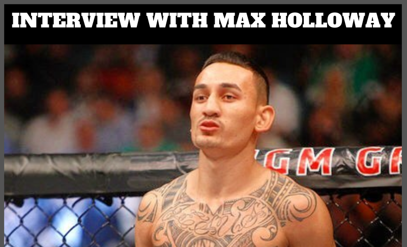 UFC 236's Max Holloway: It's two different fighters, it really is two different fighters. - Max Holloway