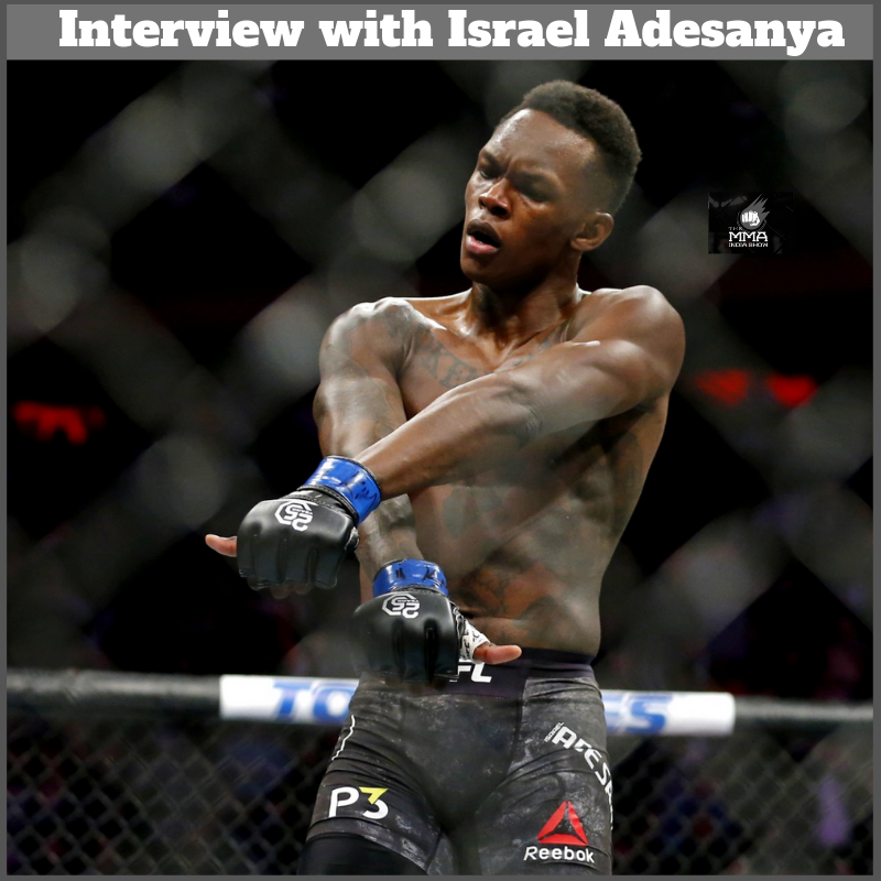 UFC 236's Israel Adesanya: When I win this weekend, I think Robert wants a go in August - Israel Adesanya