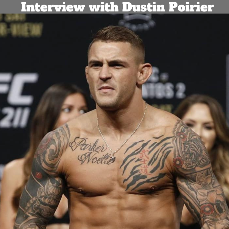 UFC 236's Dustin Poirier: Holloway is now a completely different fighter. - Dustin Poirier