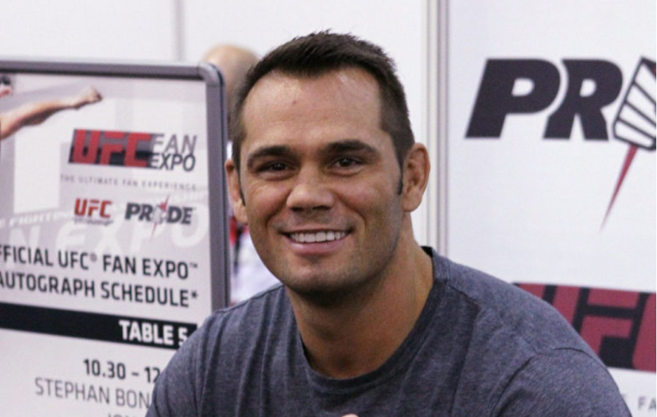 Former UFC middleweight champion Rich Franklin to be inducted into the UFC Hall of Fame - Rich Franklin