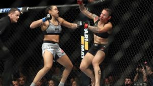 Amanda Nunes open to Cris Cyborg rematch after Holly Holm fight - Amanda