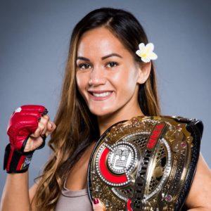 Illima-Lai Macfarlane's vicious elbow exposed Veta Arteaga's skull (NSFW) - Ilima-Lei Macfarlane