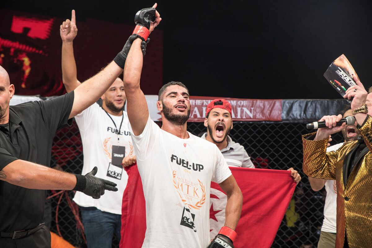Brave 23: Lazzez says Eldarov is 'an elite wrestler, not an elite fighter' -