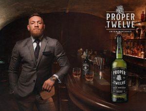 Conor McGregor trolls Jose Aldo while promoting Proper 12 Whiskey - Conor McGregor