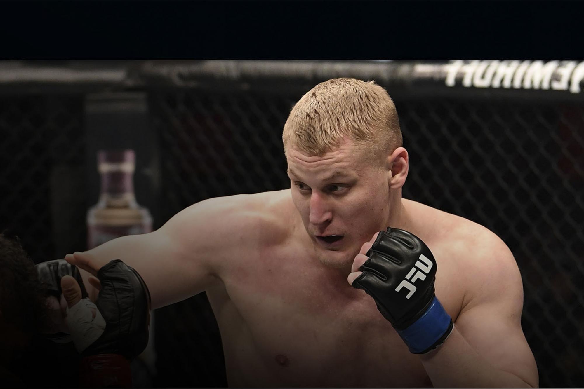 UFC Fight Night 149 Results - Sergei Pavlovich Flattens Marcelo Golm in the First Round -