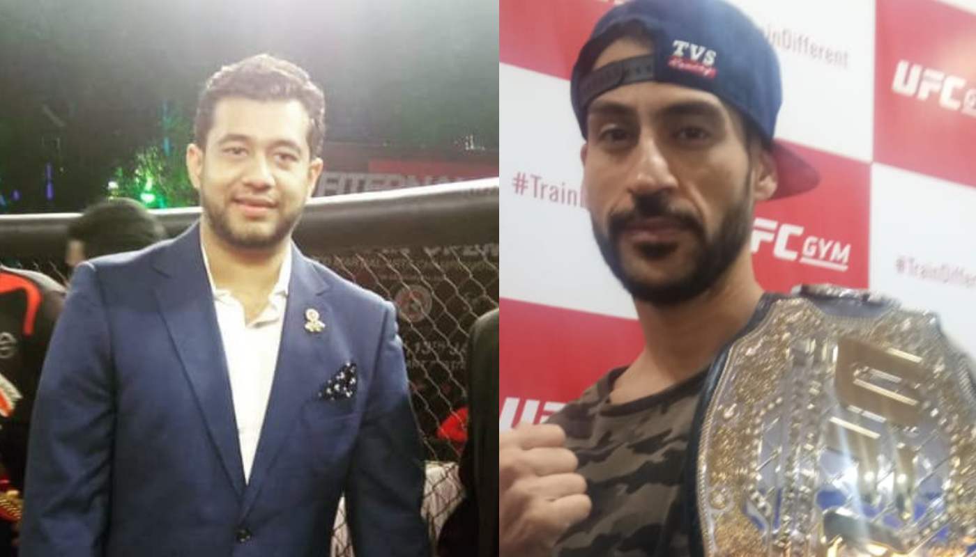 MMA India Show Exclusive: Avi Mittal attempts to clear the air with 'Delhi Don' Jason Solomon -