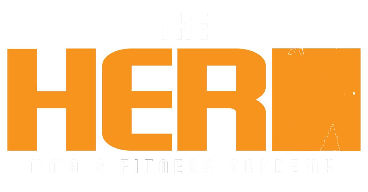 The Hero MMA Gym Logo -