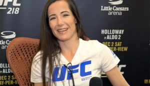 Former UFC fighter Angela Magana successfully out of coma - Angela Magana