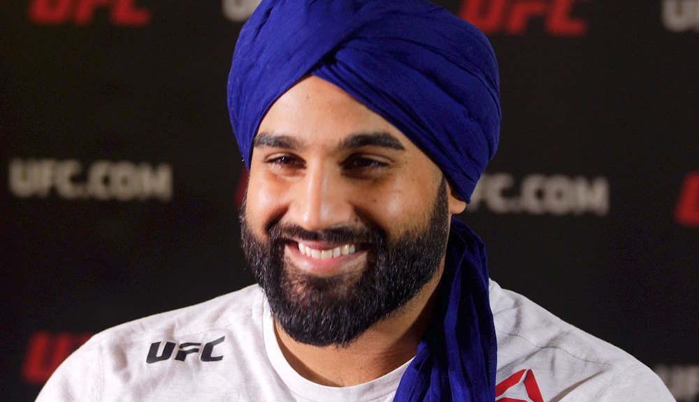 Arjan Singh Bhullar, Jitendra Khare and Mohd. Farhad weigh in on religion in MMA - Arjan
