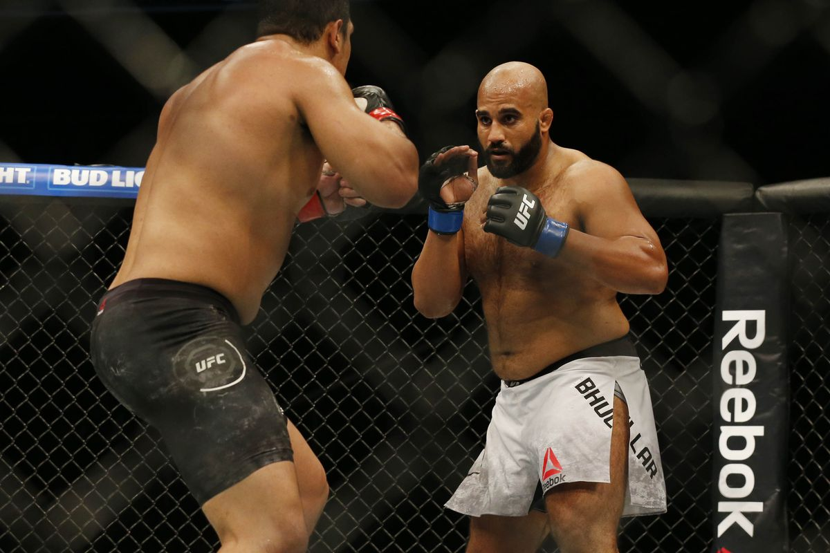 MMA India Exclusive: UFC Heavyweight Arjan Singh Bhullar previews his upcoming fight against Juan Adams - Arjan