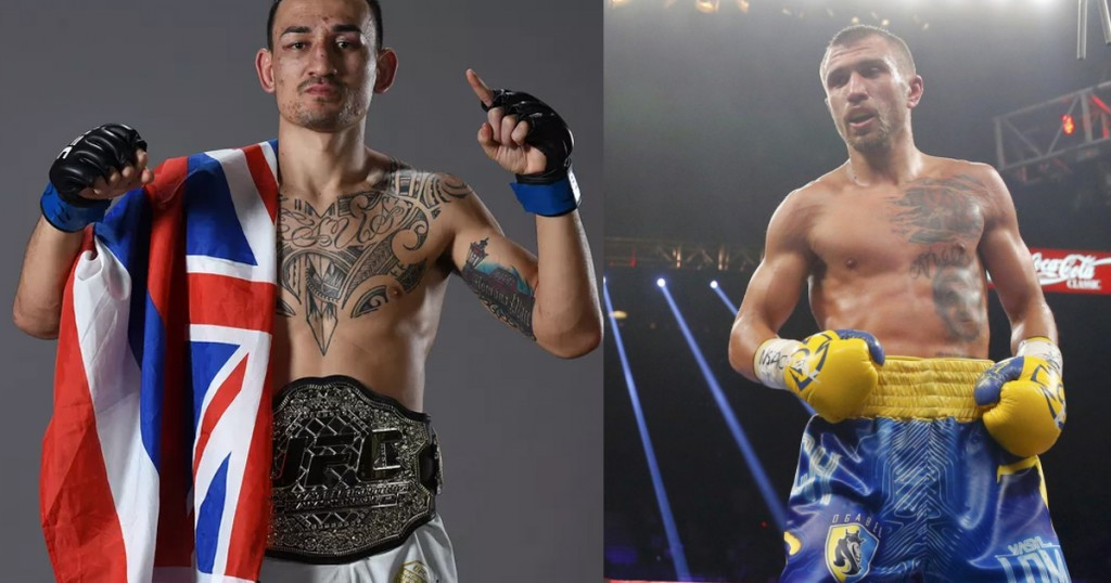 Boxer Vasyl Lomachenko's fight purse was more than the sum total of UFC 236 payroll - Vasyl