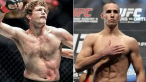 Rory MacDonald gives props to Ben Askren but says fight against Lawler was stopped too early - Askren