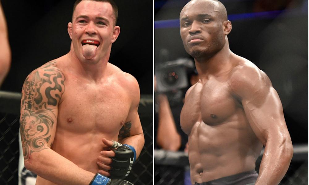 UFC Welterweight Champ Kamaru Usman: Colby must beg me for title shot! - Kamaru
