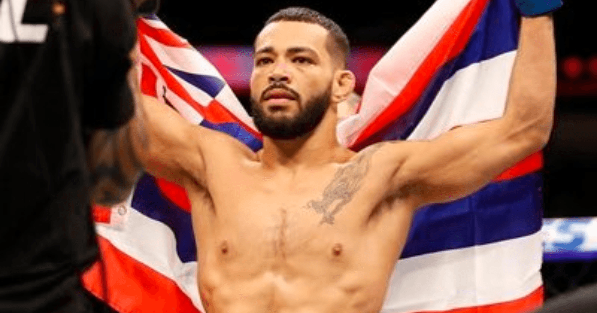 UFC: UFC Featherweight Dan Ige narrates scary blood test story - Ige