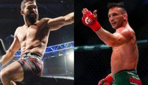 Bellator: Bellator featherweight champion Patricio Freire accuses Bellator lightweight champion Michael Chandler of doping - Freire