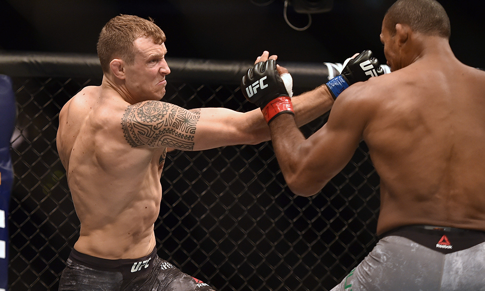 Twitter reacts to UFC Fort Lauderdale -