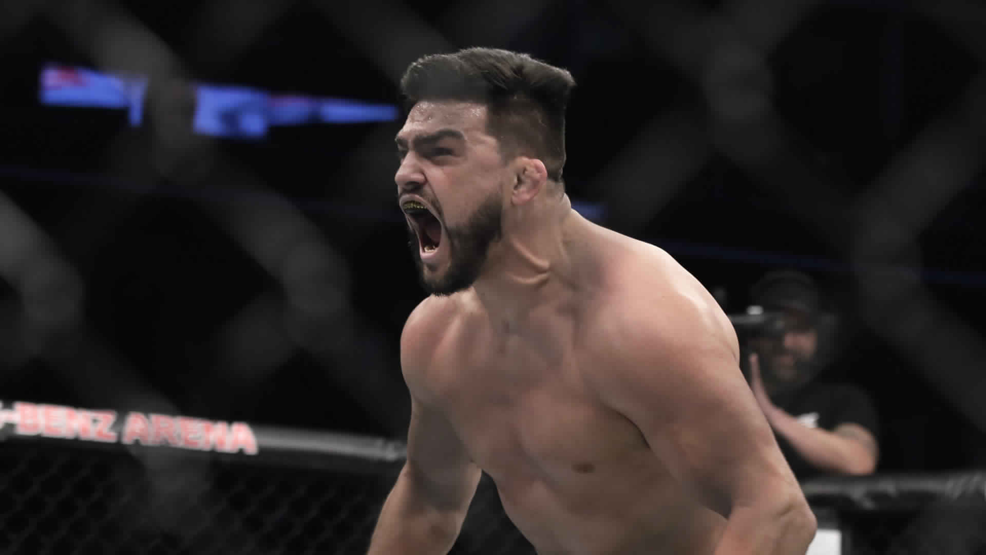 UFC: Kelvin Gastelum on Israel Adesanya: He's not fought the quality of opponents that I have - Gastelum