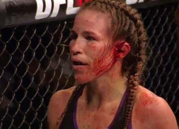 leslie-smith-ufc-180-video