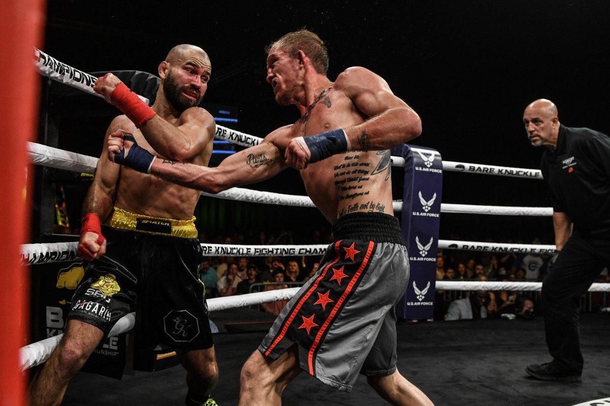 Bare Knuckle FC 5 Results: Artem Lobov defeats Jason Knight; calls out Paulie Malignaggi -