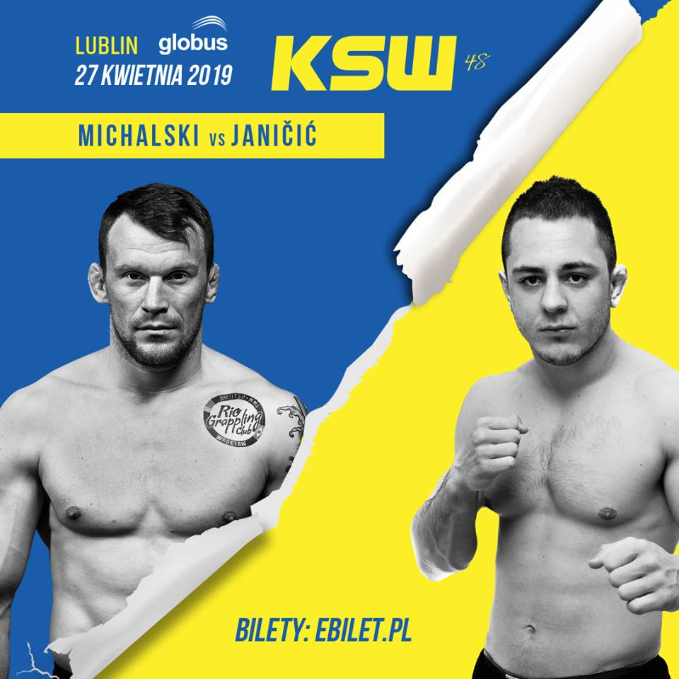 Three Exciting Bouts Added to KSW 48 -