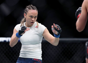MMA: UFC Fight Night-Philadelphia-Kowalkiewicz v Waterson