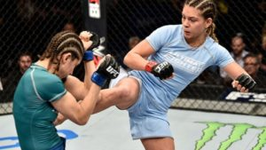 Former UFC Flyweight champion Nicco Montano releases statement after USADA sentence - Nicco Montano