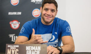Neiman Gracie on Rory MacDonald's self doubts: It's all bulls*it! - Gracie