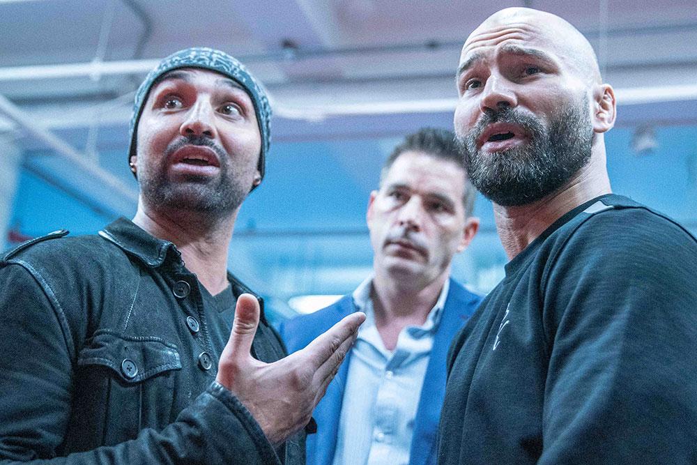 Bare Knuckle Fighting Championship founder happy that Malignaggi - Lobov scuffle promotes their fight - Lobov