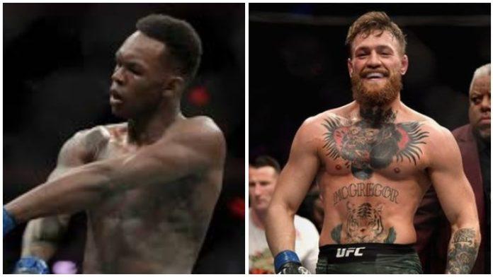 Israel Adesanya: The sport's in safe hands even if Conor McGregor retires now - Israel